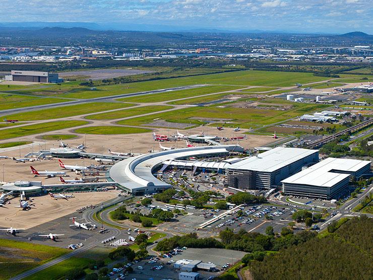 Brisbane-Airport